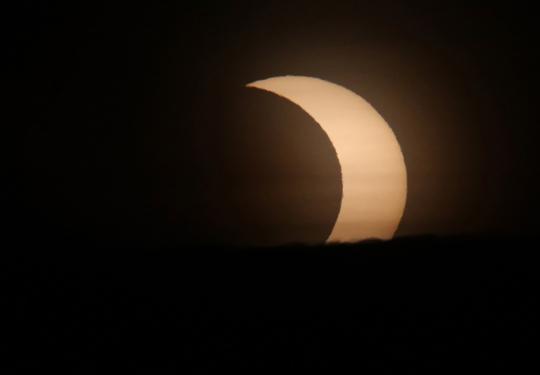 Solar Eclipse Hamilton Township June 10, 20212928