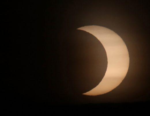 Solar Eclipse Hamilton Township June 10, 20212929