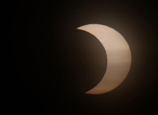 Solar Eclipse Hamilton Township June 10, 20212930