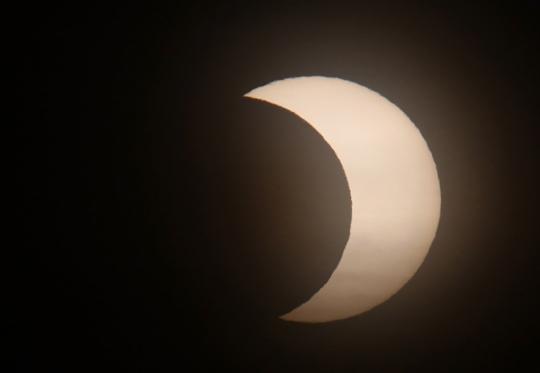 Solar Eclipse Hamilton Township June 10, 20212931