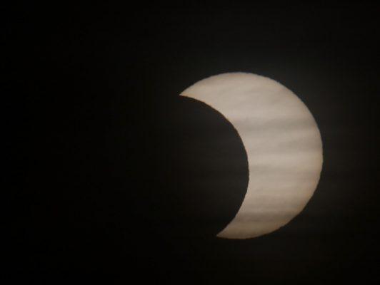 Solar Eclipse Hamilton Township June 10, 20212932