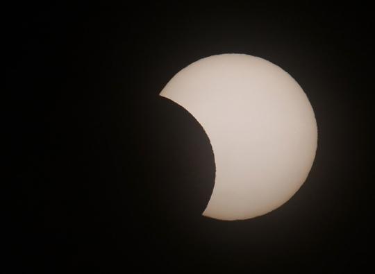 Solar Eclipse Hamilton Township June 10, 20212934