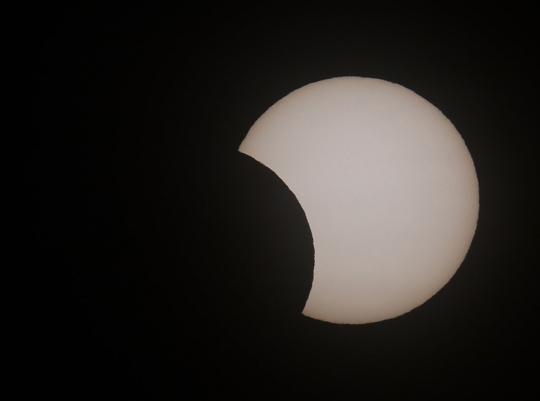 Solar Eclipse Hamilton Township June 10, 20212935
