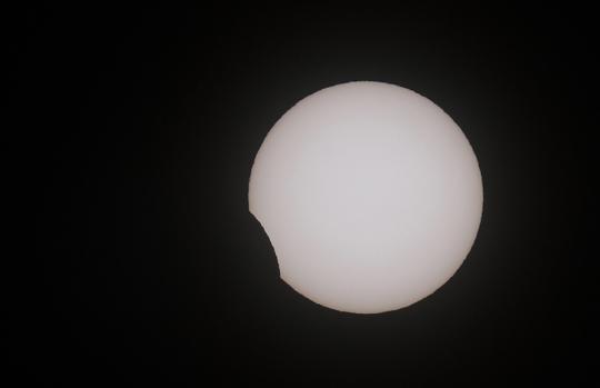 Solar Eclipse Hamilton Township June 10, 20212937