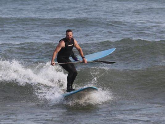 Surfing Cobourg June 2, 20213281
