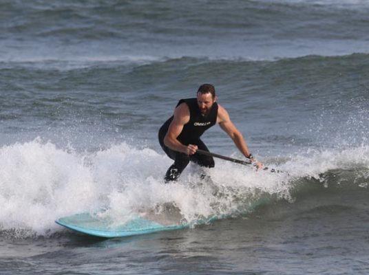 Surfing Cobourg June 2, 20213282