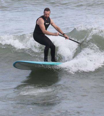 Surfing Cobourg June 2, 20213283