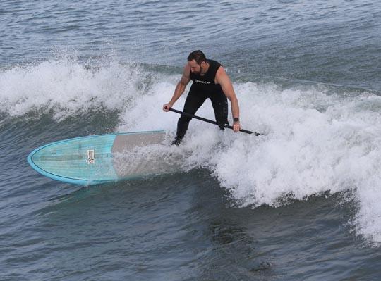Surfing Cobourg June 2, 20213284