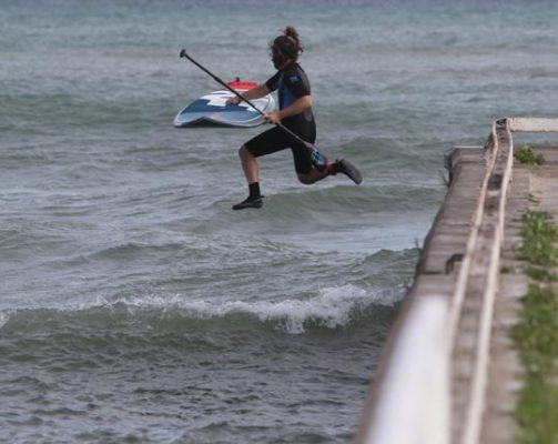 Surfing Cobourg June 2, 20213287