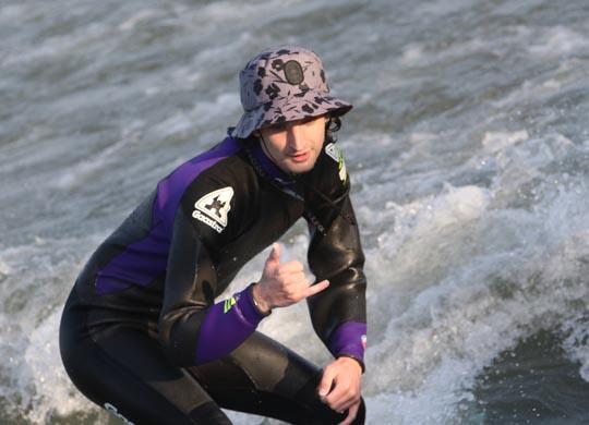 Surfing Cobourg June 2, 20213300