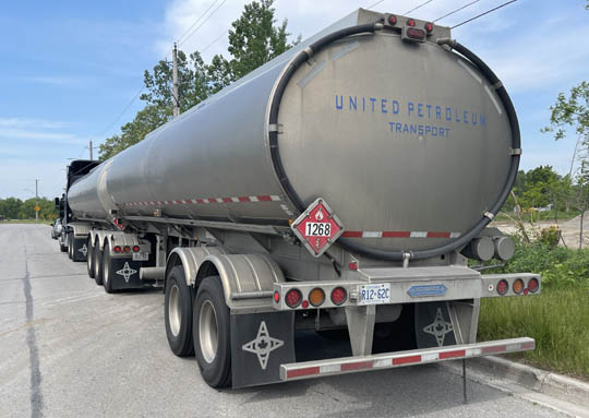 Tanker Driver Charged Impaired June 6, 20212772