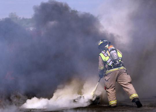 Transport Fire Highway 401 Colborne June 15, 20213152