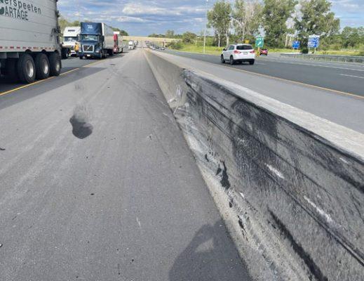 Transport Fire Highway 401 Colborne June 15, 20213176