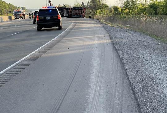 Transport Rollover Highway 401 June 2, 20212625
