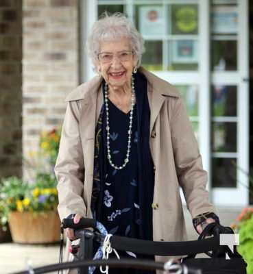 100th birthday dorothy jarvis July 17, 20210088