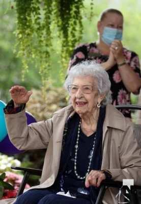 100th birthday dorothy jarvis July 17, 20210089