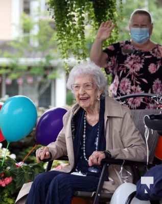 100th birthday dorothy jarvis July 17, 20210090