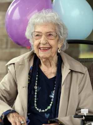 100th birthday dorothy jarvis July 17, 20210091