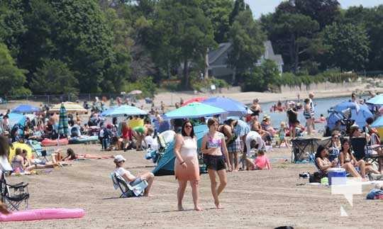 Capacity Victoria Beach Cobourg July 21, 20210009