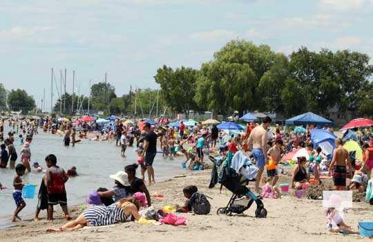 Capacity Victoria Beach Cobourg July 21, 20210011