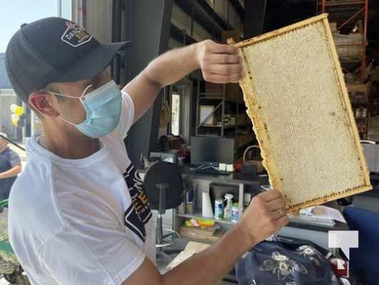 Dancing Bee Equipment July 26, 20210121