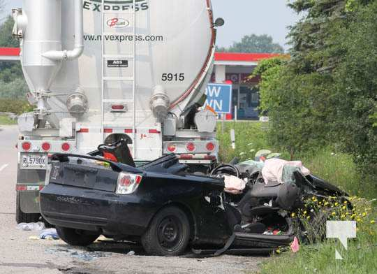 Double Fatal Hwy 401 Newtonville July 19, 20210098