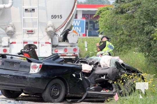 Double Fatal Hwy 401 Newtonville July 19, 20210101