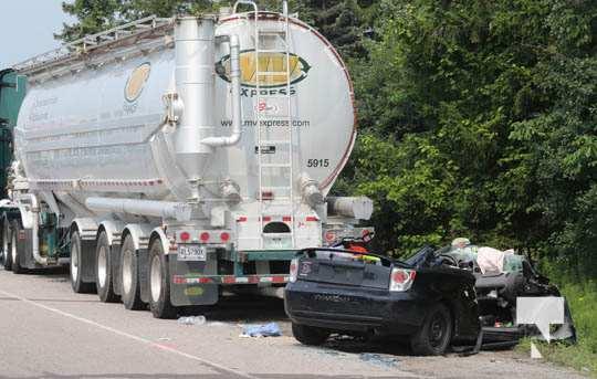 Double Fatal Hwy 401 Newtonville July 19, 20210105