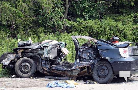 Double Fatal Hwy 401 Newtonville July 19, 20210108