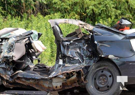 Double Fatal Hwy 401 Newtonville July 19, 20210110