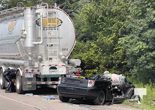Double Fatal Hwy 401 Newtonville July 19, 20210113