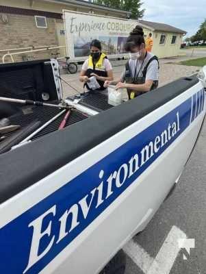 Water Testing Victoria Beach Cobourg July 12, 20213880