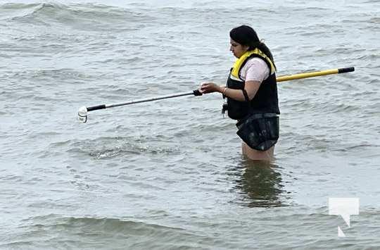 Water Testing Victoria Beach Cobourg July 12, 20213886