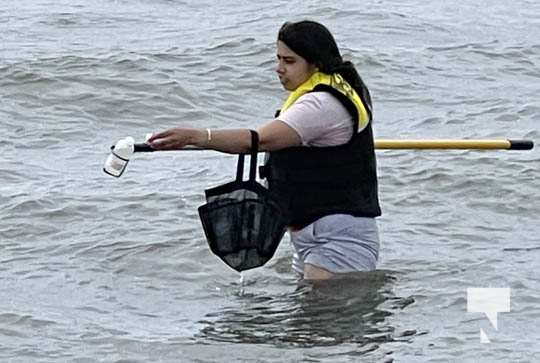 Water Testing Victoria Beach Cobourg July 12, 20213887