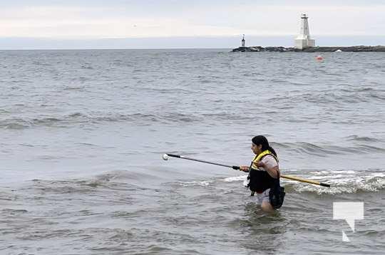 Water Testing Victoria Beach Cobourg July 12, 20213890