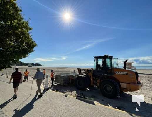 Fence Victoria Beach Cobourg September 7, 20210443