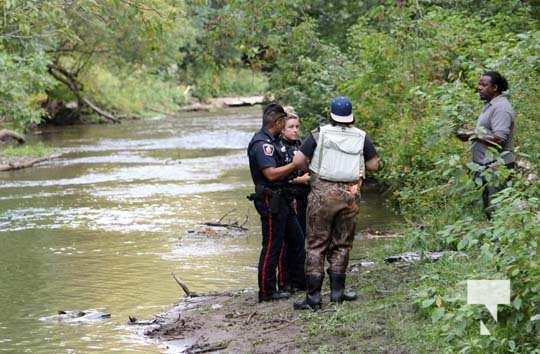 Fishing Cobourg Creek September 14, 20210176