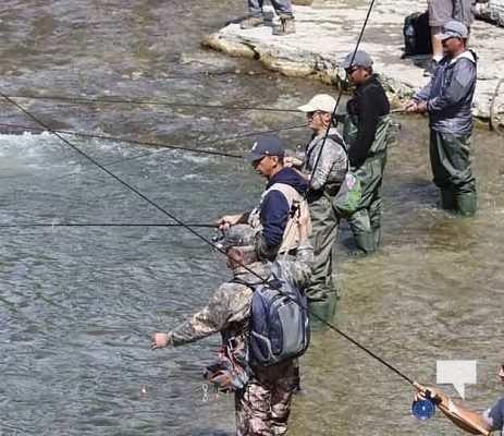 Ganaraska River Salmon September 6, 20210328