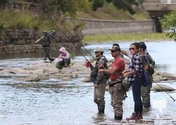 Ganaraska River Salmon September 6, 20210333