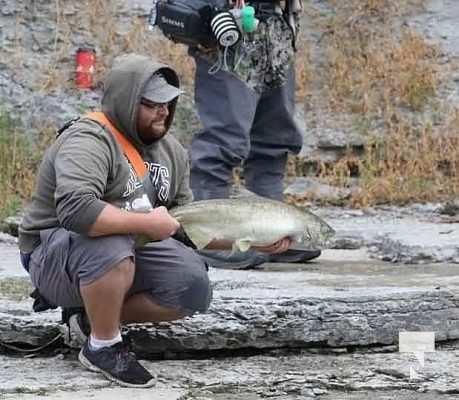 Ganaraska River Salmon September 6, 20210335