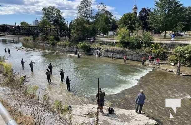 Ganaraska River Salmon September 6, 20210338