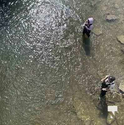 Ganaraska River Salmon September 6, 20210339