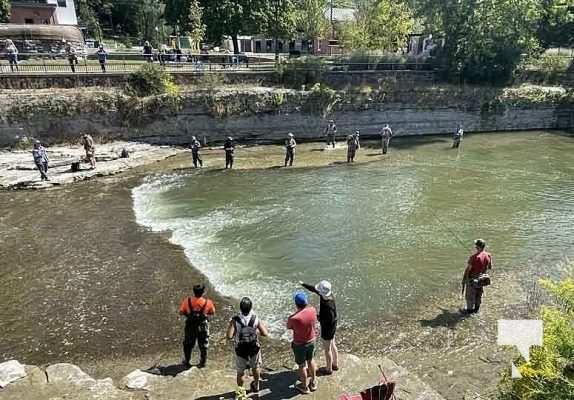 Ganaraska River Salmon September 6, 20210341