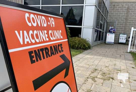 Pop Up Vaccine Clinic CCC September 15, 20210186
