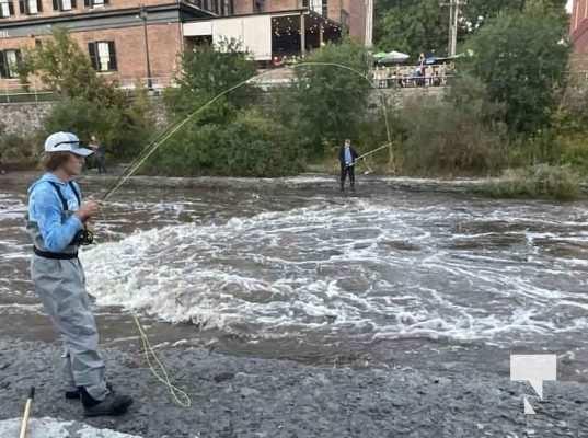 Salmon Fishing Port Hope September 8, 20210510