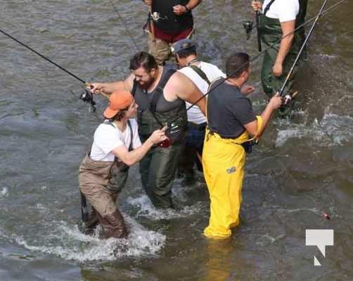 Salmon Ganaraska River Port Hope September 12, 20210090