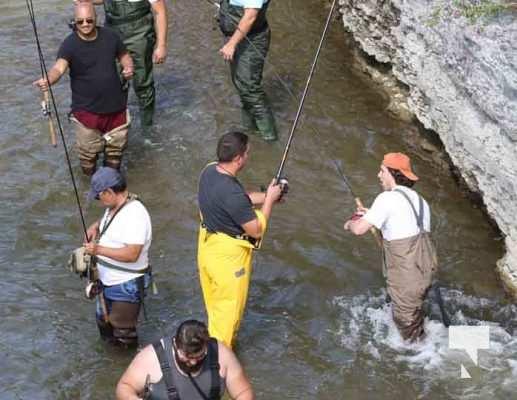 Salmon Ganaraska River Port Hope September 12, 20210091
