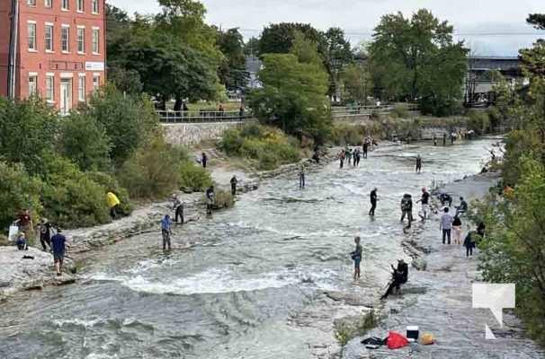 Salmon Ganaraska River Port Hope September 12, 20210099
